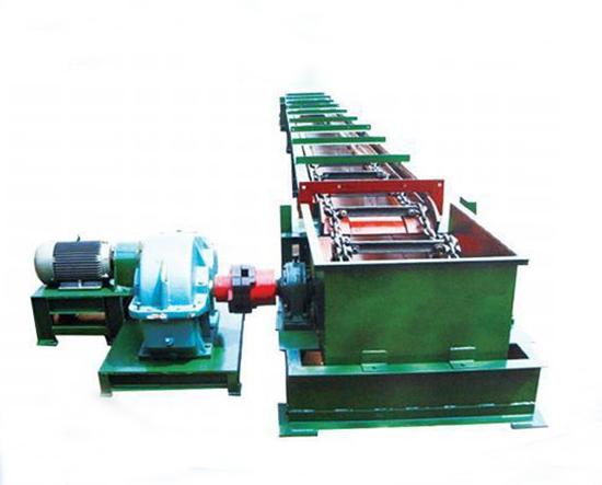 XGZ-8型刮板输送机